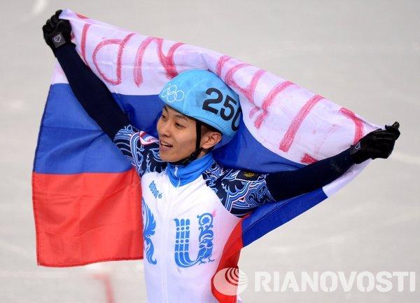 Олимпиада 2014. Шорт-трек. Мужчины. 500 метров