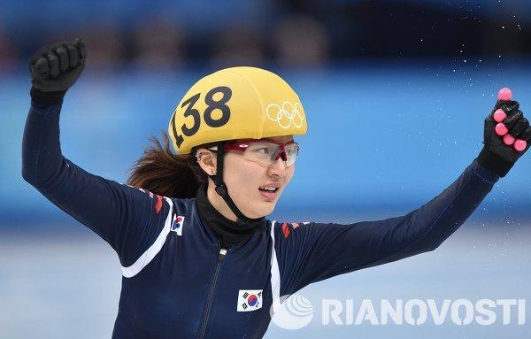 Олимпиада 2014. Шорт-трек. Женщины. 1000 метров