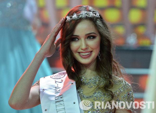 Финал Национального конкурса Мисс Россия 2014